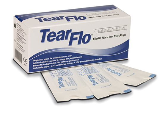 TearFlo™ Sterile Tear Flow Test Strips
